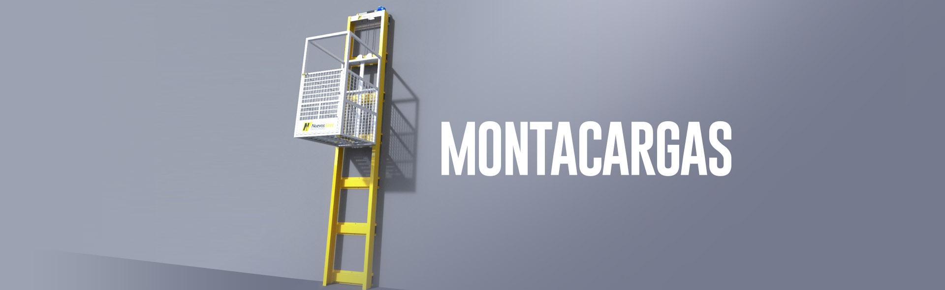 003 – Montacargas nuevos aires net